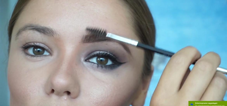 Makeupbysanchez wenkbrauw tutorial